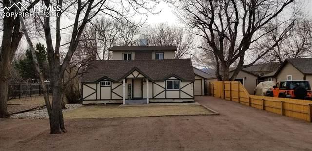 1414 Grand Avenue, Canon City, CO 81212 (#1680622) :: Colorado Home Finder Realty