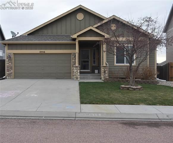 10516 Deer Meadow Circle, Colorado Springs, CO 80925 (#1683809) :: The Kibler Group