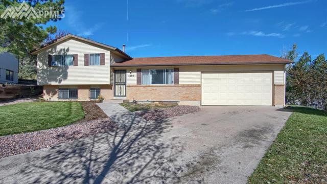 1260 Windemaker Lane, Colorado Springs, CO 80907 (#1686301) :: Action Team Realty