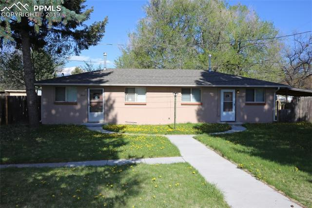3010 N Institute Street, Colorado Springs, CO 80907 (#1687727) :: Action Team Realty