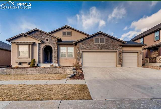1118 Spectrum Loop, Colorado Springs, CO 80921 (#1687744) :: HomeSmart