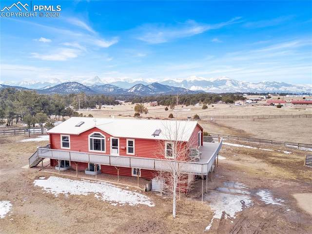 169 Blazing Saddle Trail, Cotopaxi, CO 81223 (#1689442) :: The Treasure Davis Team