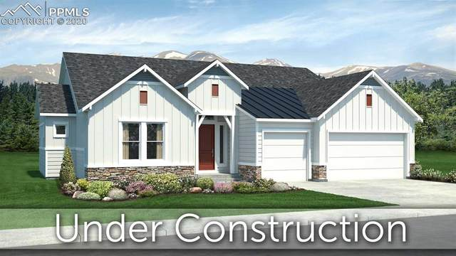 16211 Lark Sparrow Place, Monument, CO 80132 (#1689781) :: Action Team Realty