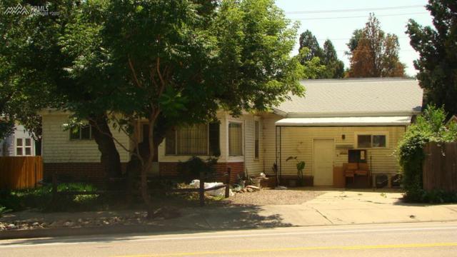 31 Cheyenne Boulevard, Colorado Springs, CO 80905 (#1691788) :: 8z Real Estate