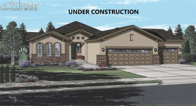 9946 Golf Crest Drive, Peyton, CO 80831 (#1693935) :: The Hunstiger Team