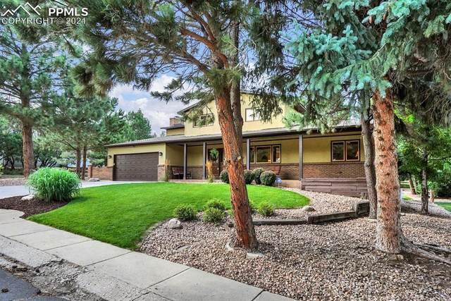 550 Big Valley Drive, Colorado Springs, CO 80919 (#1694792) :: Action Team Realty