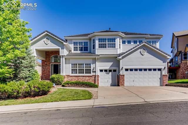 22077 E Ridge Trail Drive, Aurora, CO 80016 (#1695372) :: Finch & Gable Real Estate Co.