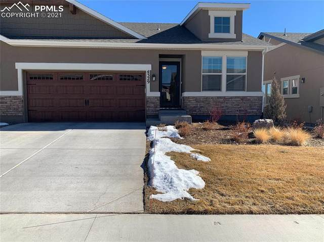 4329 Hessite Loop, Colorado Springs, CO 80938 (#1695477) :: Realty ONE Group Five Star
