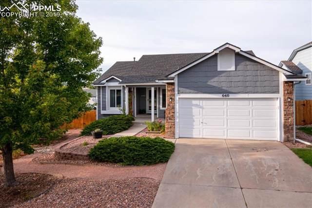 6410 Pinto Pony Drive, Colorado Springs, CO 80922 (#1697241) :: HomePopper