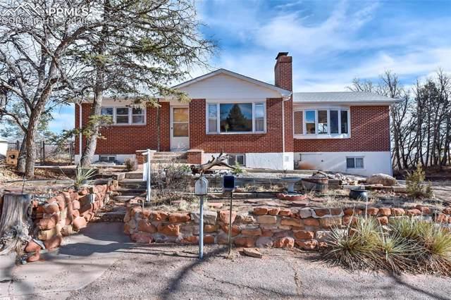 205 Yale Avenue, Colorado Springs, CO 80904 (#1698844) :: Jason Daniels & Associates at RE/MAX Millennium