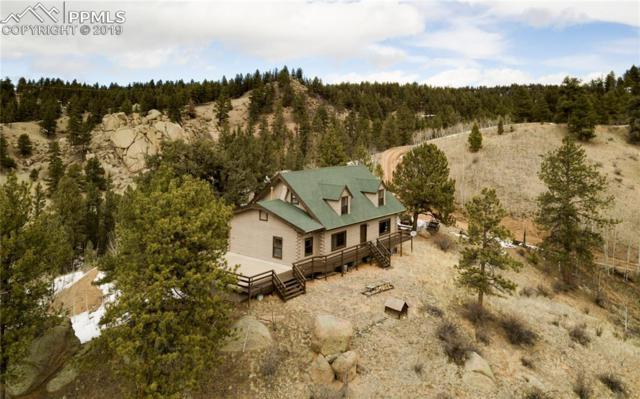 4567 W Highway 24, Florissant, CO 80816 (#1700859) :: The Hunstiger Team