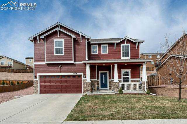 6704 Donahue Drive, Colorado Springs, CO 80923 (#1701636) :: Hudson Stonegate Team