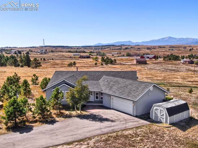 16060 Herring Road, Colorado Springs, CO 80908 (#1702080) :: Tommy Daly Home Team