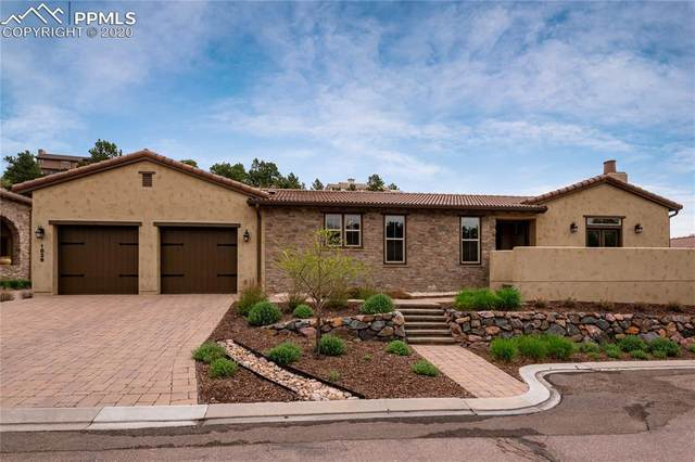 1826 La Bellezza Grove, Colorado Springs, CO 80919 (#1703398) :: Tommy Daly Home Team