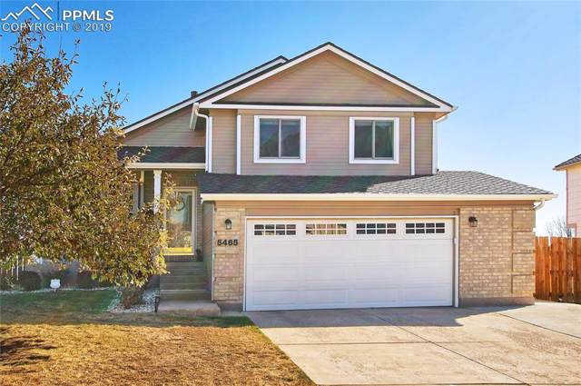 5465 Backglen Drive, Colorado Springs, CO 80906 (#1705507) :: The Kibler Group