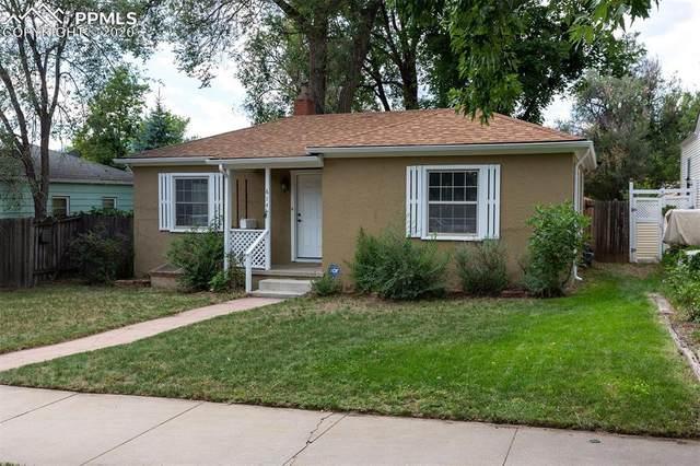 614 N Logan Avenue, Colorado Springs, CO 80909 (#1707182) :: Action Team Realty