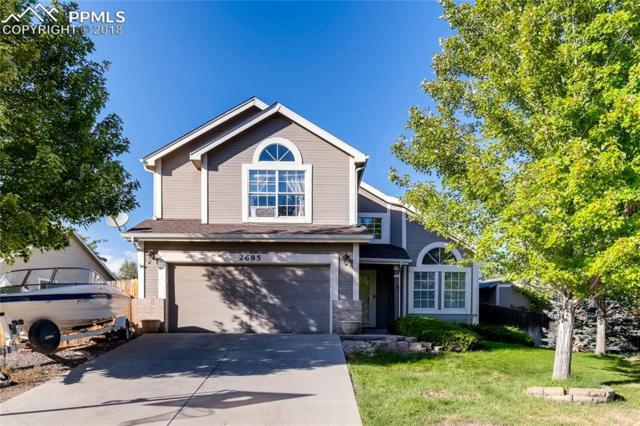 2685 Frazier Lane, Colorado Springs, CO 80922 (#1709545) :: 8z Real Estate