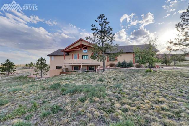 11550 Sir Galahad Drive, Colorado Springs, CO 80908 (#1709906) :: The Peak Properties Group