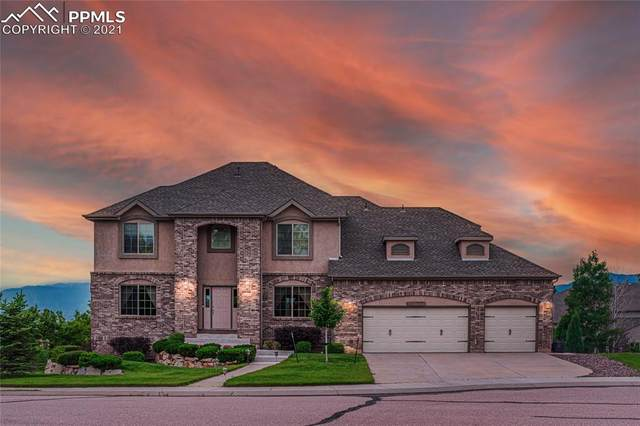 12512 Tenny Crags Road, Colorado Springs, CO 80921 (#1710427) :: The Artisan Group at Keller Williams Premier Realty