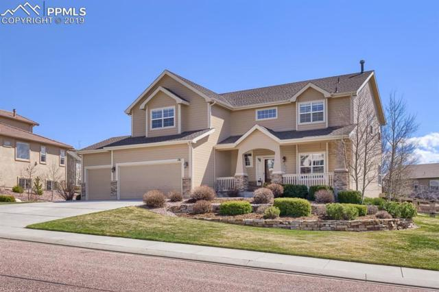 181 Saber Creek Drive, Monument, CO 80132 (#1711958) :: Harling Real Estate