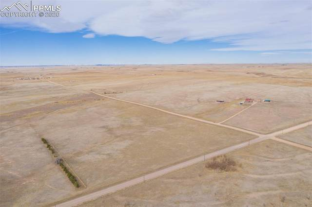 0 Hoot Owl Road, Calhan, CO 80808 (#1712605) :: The Treasure Davis Team