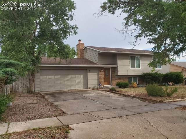 4445 Melville Drive, Colorado Springs, CO 80916 (#1714030) :: Fisk Team, RE/MAX Properties, Inc.