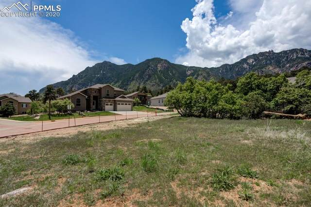 442 Stone Cottage Grove, Colorado Springs, CO 80906 (#1715047) :: Tommy Daly Home Team