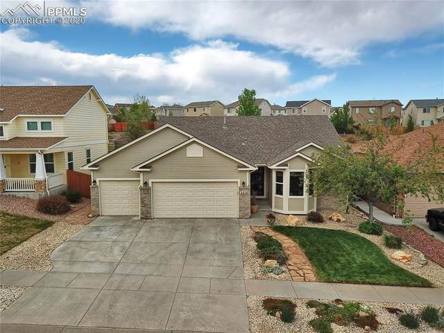 4618 Crow Creek Drive, Colorado Springs, CO 80922 (#1715955) :: The Treasure Davis Team