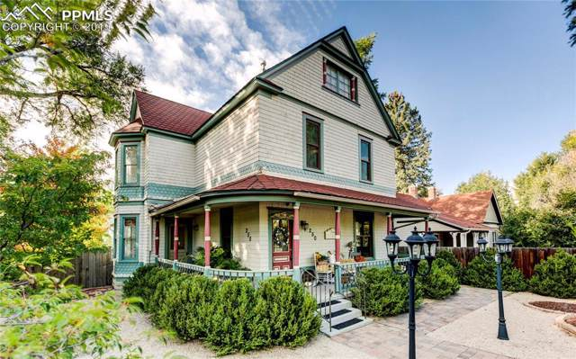 250 N Franklin Street, Colorado Springs, CO 80903 (#1717425) :: Venterra Real Estate LLC
