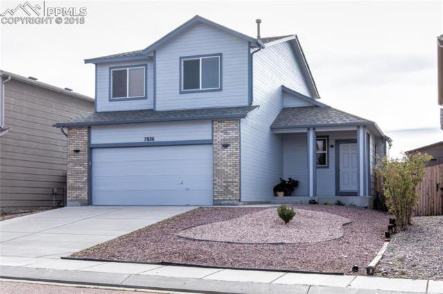 7826 Parsonage Lane, Colorado Springs, CO 80951 (#1718340) :: Jason Daniels & Associates at RE/MAX Millennium