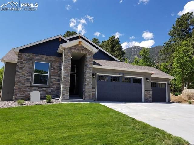 547 Mountain Pass View, Colorado Springs, CO 80906 (#1721844) :: Action Team Realty