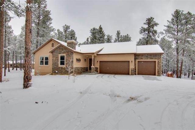 10956 Silver Mountain Point, Colorado Springs, CO 80908 (#1721940) :: Action Team Realty
