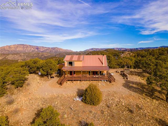 2265 Holmes Road, Cotopaxi, CO 81223 (#1722629) :: Fisk Team, RE/MAX Properties, Inc.