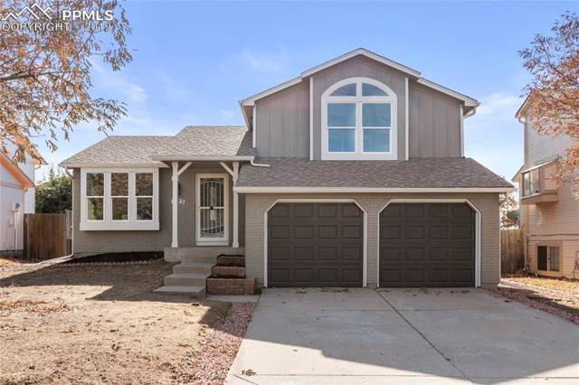 4323 Fletcher Drive, Colorado Springs, CO 80916 (#1723706) :: The Kibler Group