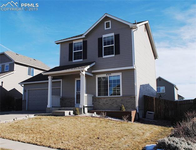 6323 Riverdale Drive, Colorado Springs, CO 80923 (#1726687) :: The Hunstiger Team