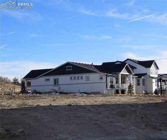1073 Native Dancer Terrace, Colorado Springs, CO 80921 (#1729122) :: Harling Real Estate