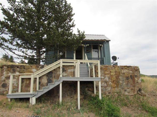 312 S Third Street, Victor, CO 80860 (#1730313) :: Colorado Home Finder Realty