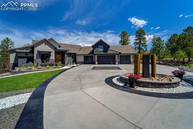 13850 Staffshire Lane, Colorado Springs, CO 80908 (#1732490) :: Venterra Real Estate LLC