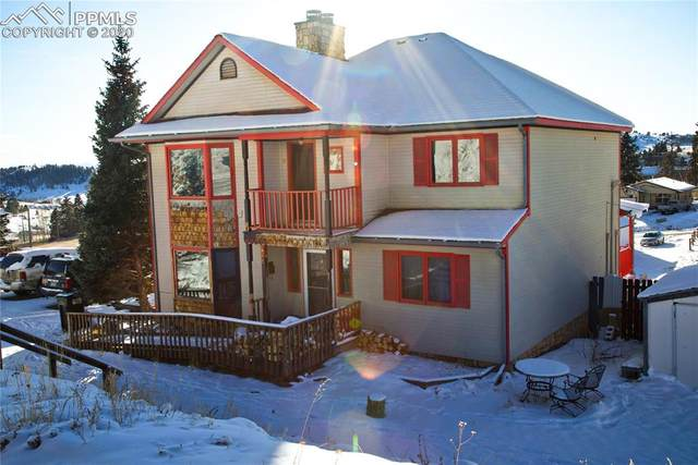 415 Silver Street, Cripple Creek, CO 80813 (#1733137) :: Action Team Realty