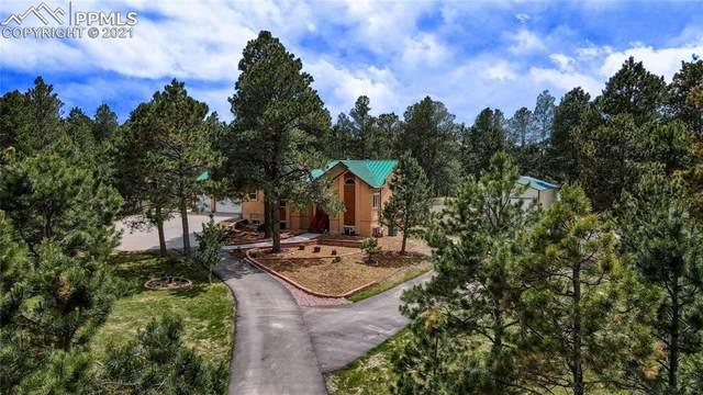 18070 Table Rock Road, Colorado Springs, CO 80908 (#1733772) :: Finch & Gable Real Estate Co.