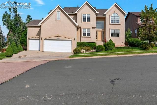 1136 Vista Oaks Drive, Colorado Springs, CO 80921 (#1734028) :: The Kibler Group