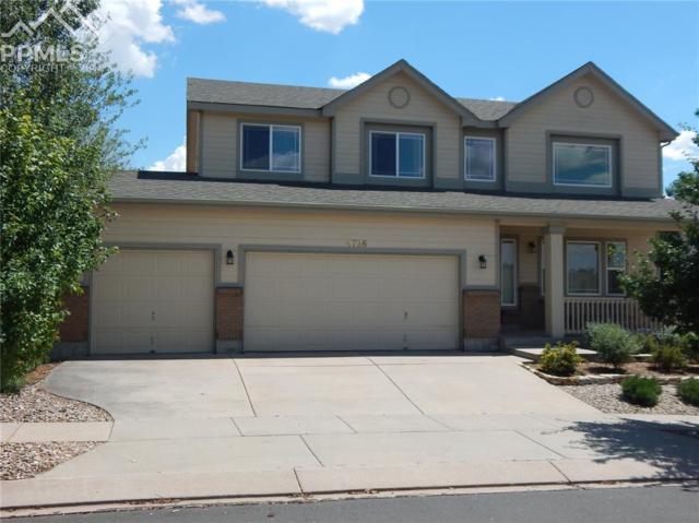 4736 Bridle Pass Drive, Colorado Springs, CO 80923 (#1735083) :: The Treasure Davis Team