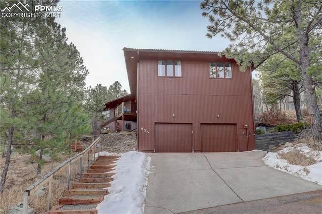 955 Golden Hills Road, Colorado Springs, CO 80919 (#1739234) :: Venterra Real Estate LLC