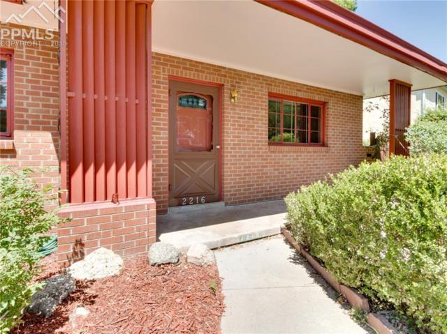 2216 Farragut Avenue, Colorado Springs, CO 80907 (#1739354) :: The Treasure Davis Team