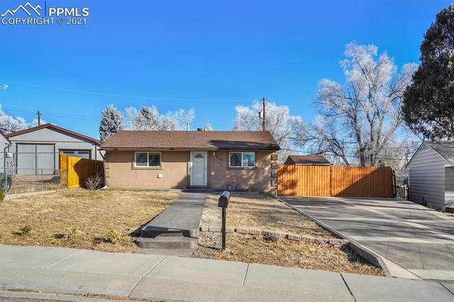 510 Mono Place, Colorado Springs, CO 80910 (#1742412) :: The Dixon Group