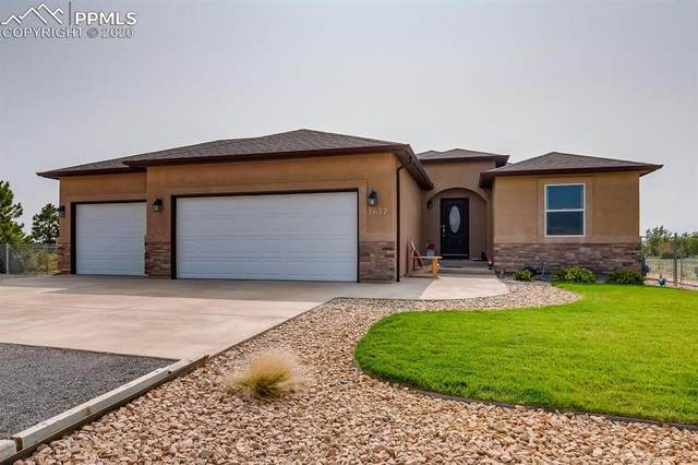 1652 W Hermosa Drive, Pueblo West, CO 81007 (#1742619) :: Tommy Daly Home Team