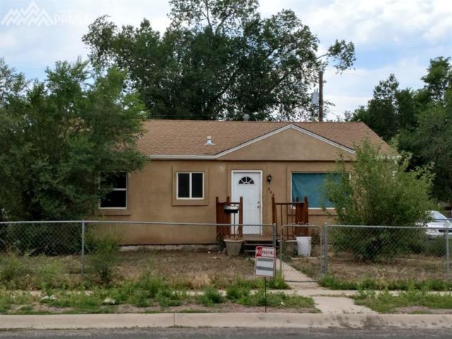 604 E St Elmo Avenue, Colorado Springs, CO 80905 (#1744131) :: The Treasure Davis Team