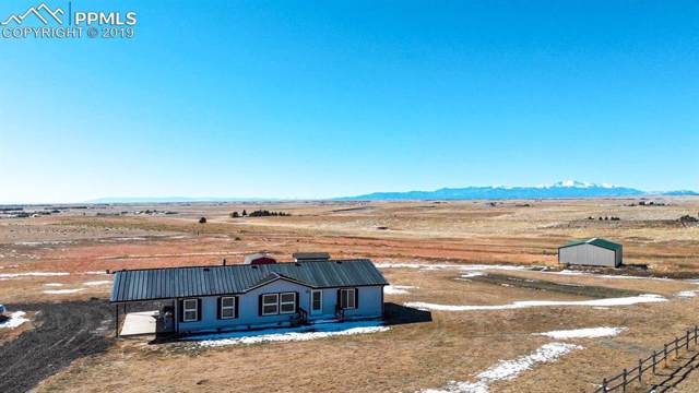 23455 Fastbrook Lane, Calhan, CO 80808 (#1746277) :: Tommy Daly Home Team
