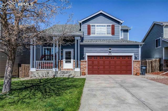2294 Woodpark Drive, Colorado Springs, CO 80951 (#1746924) :: The Treasure Davis Team