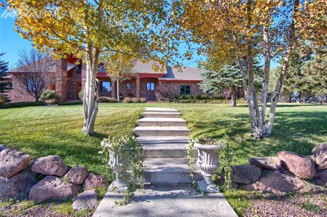 5975 Hodgen Road, Colorado Springs, CO 80908 (#1747230) :: Jason Daniels & Associates at RE/MAX Millennium